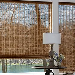 Bambusové roletky